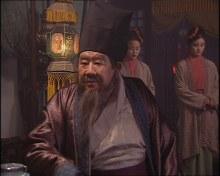 林连昆饰演的蔡京