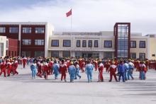 班戈县中石化小学