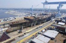 纽波特纽斯造船厂