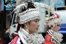 黔东南苗族银饰