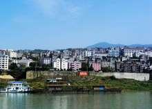 西沱镇风景