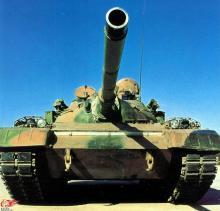 88A式主战坦克