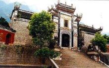 黄陵庙远景