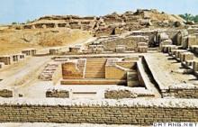 范围非常广大的文明,在时间上大致与古代两河流域图片