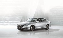 Honda Accord Hybrid 高清图册