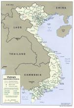 越南行政区划