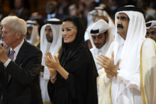 卡塔尔莫扎王妃殿下