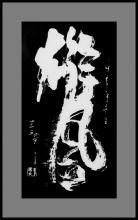 李忠文书法作品
