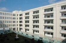 如东县茗海中学校园剪影