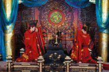 汉族传统结婚仪式