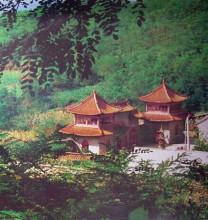 岫岩满族自治县旅游风景