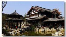 六朝皇家园林玄武湖玄圃