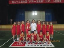 学校在各项赛事的代表队队员合影