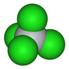 四氯化钛比例模型
