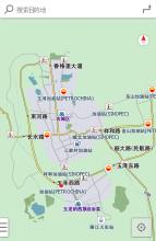 麗江城市交通圖-最新erlinyou版