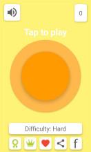 圆球躲避游戏截图