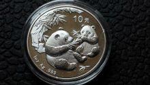 2006版熊猫金银币