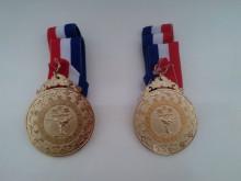 香港第八届国际武术节获奖证书及奖牌