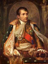 拿破仑配戴大十字勋章