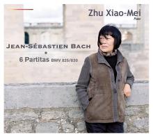朱晓玫 -《巴赫:六首帕蒂塔 》