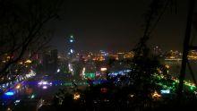 裕松----2013年柳州马鞍山夜游