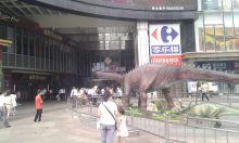 郑州国贸360广场实景