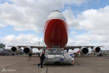 巴黎—布尔歇国际航空航天展览会
