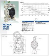 mk25气动隔膜泵图片