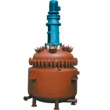 电加热搪瓷釜