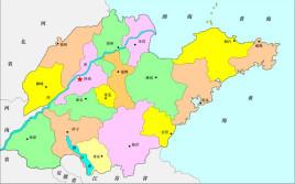 区划地�_山东行政区划史