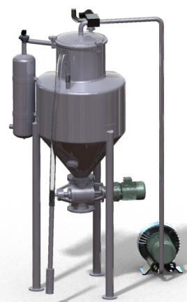 ir aro粉体输送泵是在原普通气动隔膜泵的基础上,经过技术改进,整合了图片
