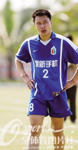 2012年06月13日,前足球运动员李明因非国家工作人员受贿罪,被判有期图片