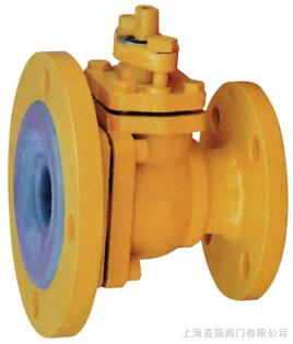 球形进料阀(圆顶阀)是一种新型的除灰专用阀门,为铸铁壳体结构,内部图片