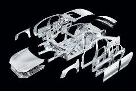 全铝车身图片