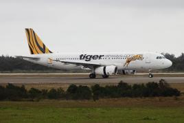 2005年7月老虎航空宣布会在10月30日开通澳门马尼拉(克拉克)航线