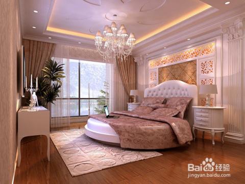 6.卫浴间依然延续欧式风格,但在材料运用及铺贴上大胆而时尚.图片