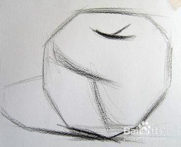 苹果的画法步骤图片