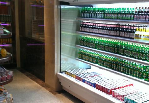 超市冰箱饮料怎么正确摆放