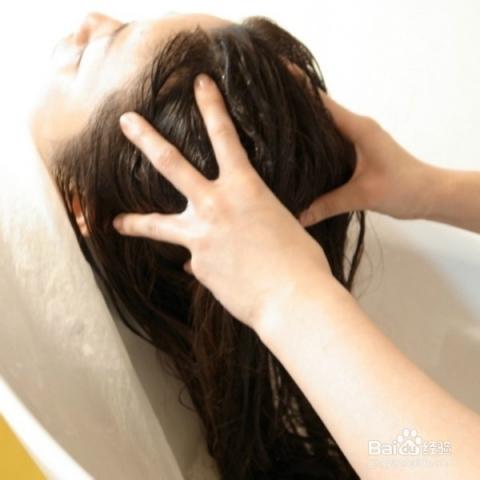 头发掉的厉害怎么办图片