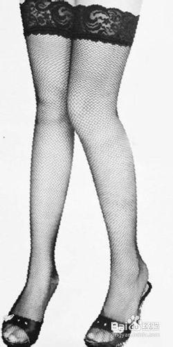 初中女孩穿丝袜