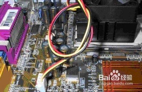 cpu风扇安装_老式cpu风扇(长短双扣式)安装图解