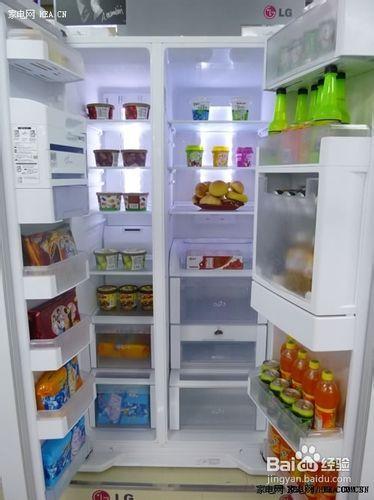 冰箱内的食物存放量_冰箱存放环境适宜温度_食物存放冰箱工具