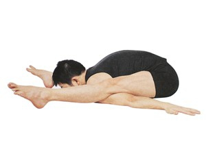 瑜伽龟式第二式图片