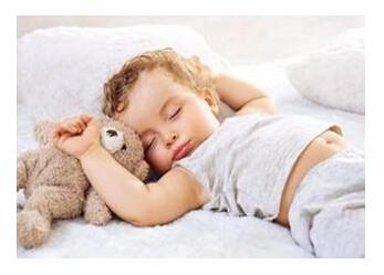 颈椎病的正确睡姿图片