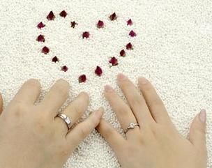 男生戒指戴法  1 男生戒指戴法有几下种: 食指--想结婚,表示未婚图片