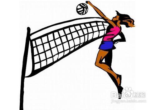 排球正面下手垫球教案 排球下手双手垫球动作要领 排球正