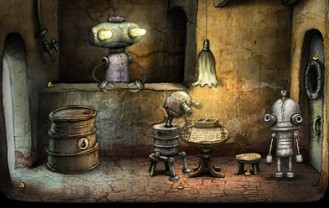 益智游戏《机械迷城》第九关视频图文攻略