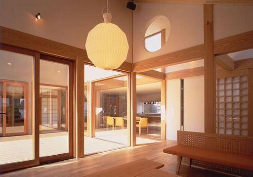 2013流行的装修风格十五 日本传统风格
