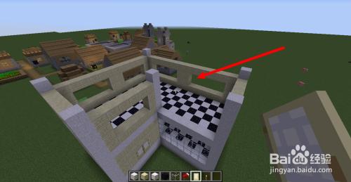 我的世界小型别墅怎么建