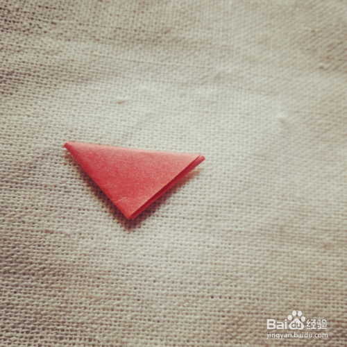 情人节小纸片手工叠爱心变废为宝图片